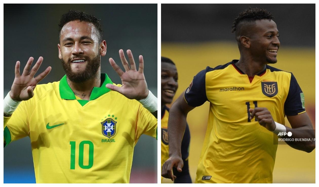 Brasil vs Ecuador: cómo y dónde ver el partido ONLINE GRATIS   Antena 2