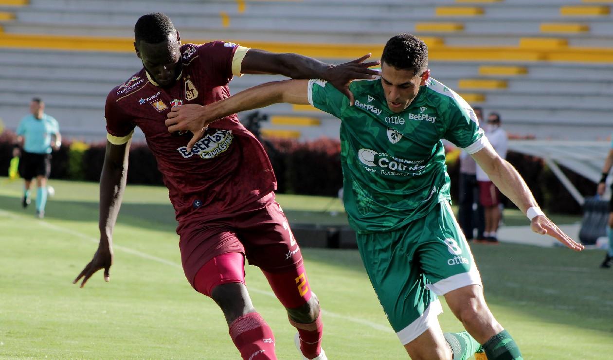 Deportes Tolima vs La Equidad: dónde ver ONLINE GRATIS; Liga Betplay   Antena 2