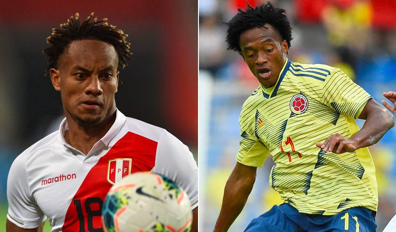 Perú vs Colombia: cómo y dónde ver el partido ONLINE GRATIS  | Antena 2