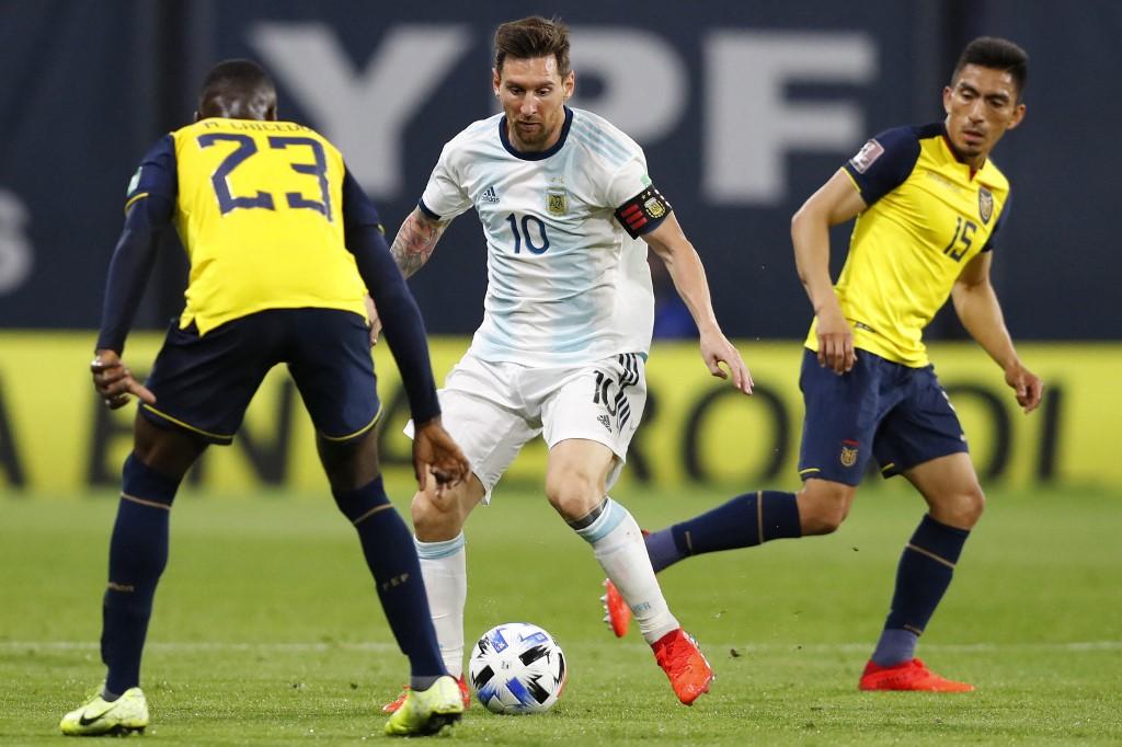 Qué canal transmite ARGENTINA vs ECUADOR GRATIS; Copa América 2021 | Antena 2