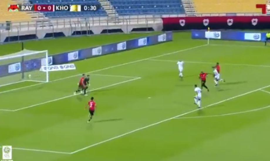 [VIDEO] Blooper inexplicable del Al-Rayyan, equipo de James Rodríguez