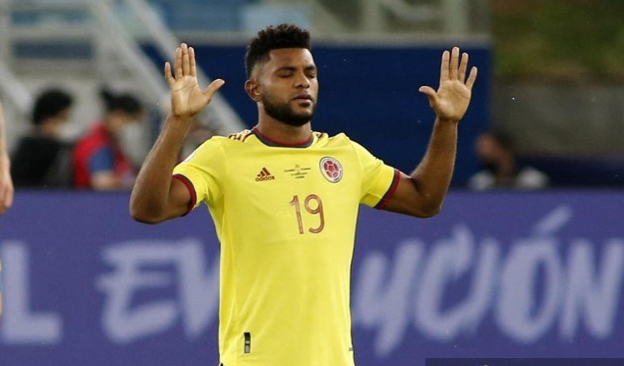 Descartado Borja en la Selección: confirman tiempo de baja y lesión