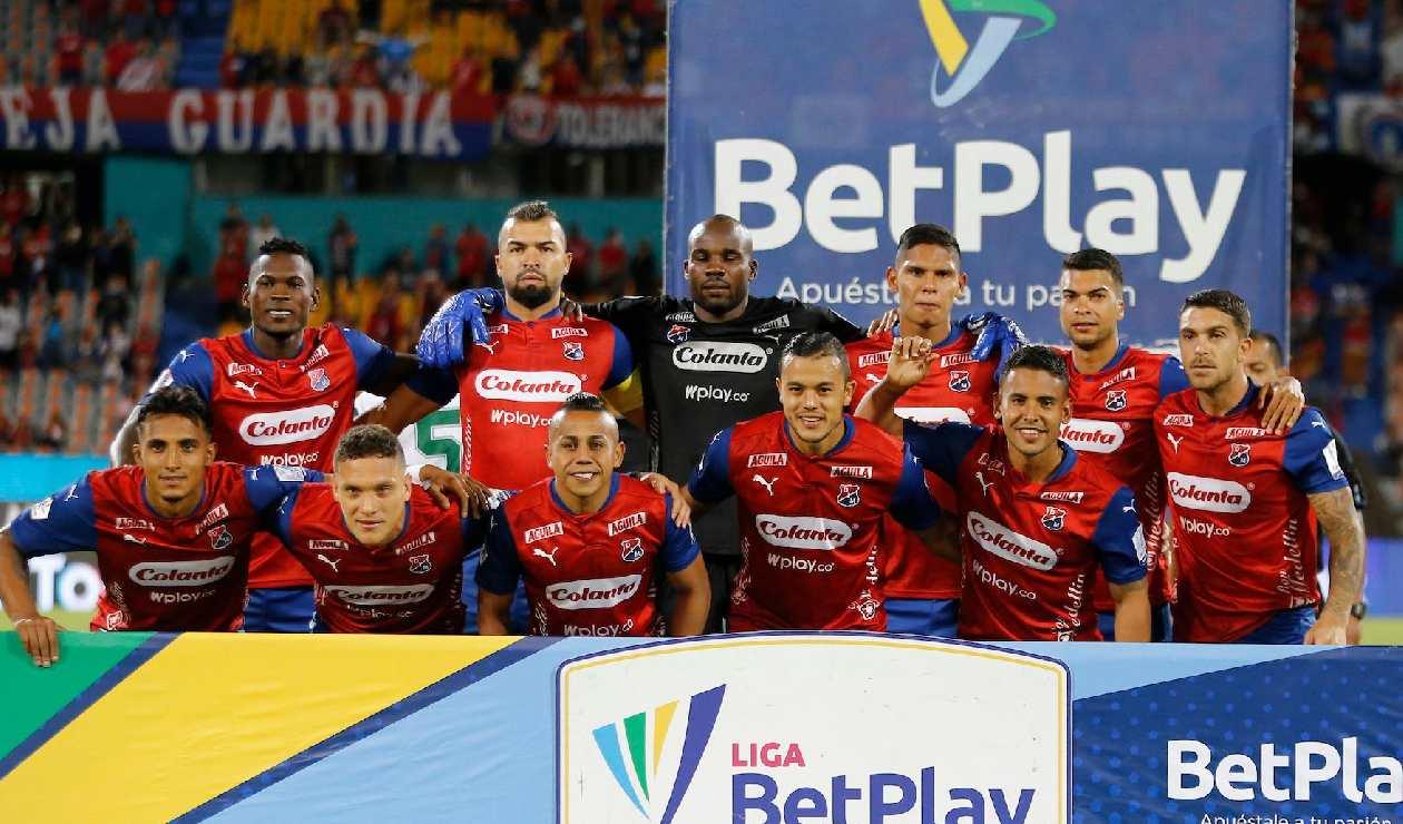 Liga BetPlay: Tras la victoria de Medellín, así está la tabla de posiciones