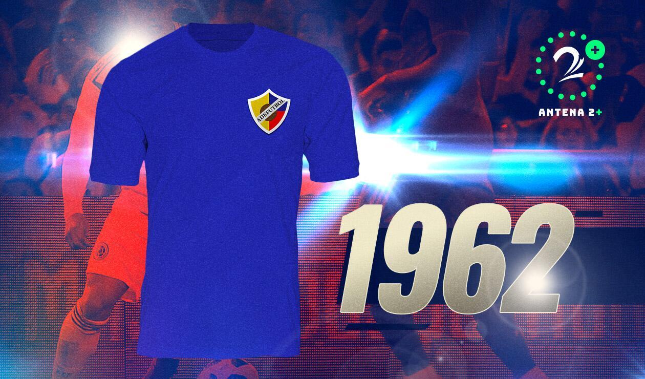 Camiseta Selección Colombia1962