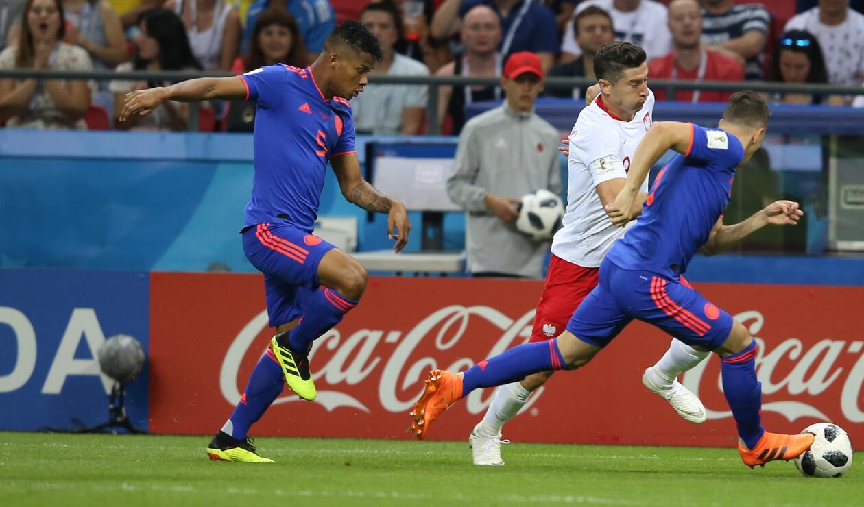Colombia Polonia Rusia 2018