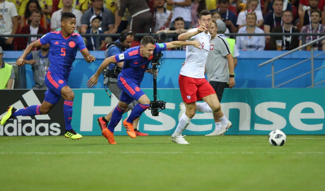 Colombia Polonia Rusia 2018 2