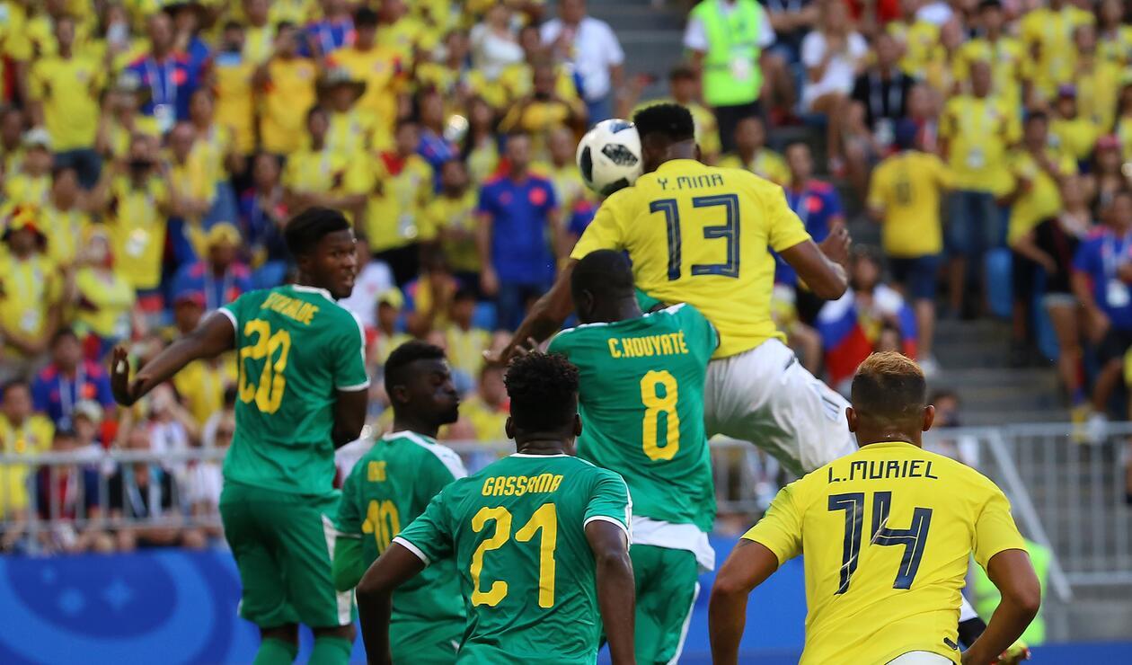 Colombia Senegal Rusia 2018 9