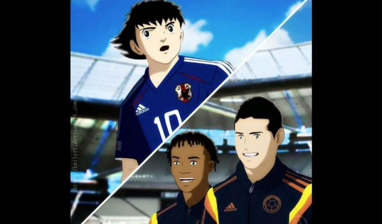 Meme que dejó el partido Colombia vs Japón