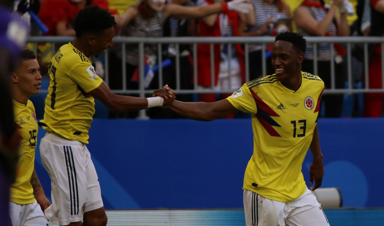 Colombia Senegal Rusia 2018 12