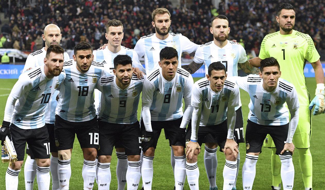 Argentina debutará ante Islandia en Rusia 2018