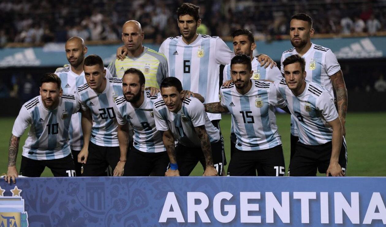 Argentina ya tendría todo listo para su debut en Rusia 2018 ante Islandia