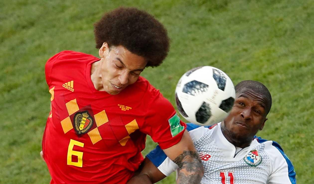 Panamá en su debut mundialista frente a Bélgica