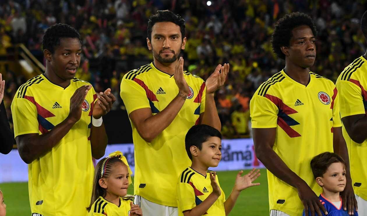 La Selección Colombia enfrentará a Venezuela en septiembre