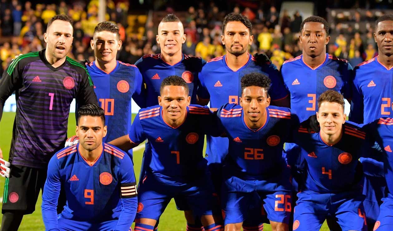 Abel Aguilar y Mateus Uribe, juntos en el partido amistoso ante Australia