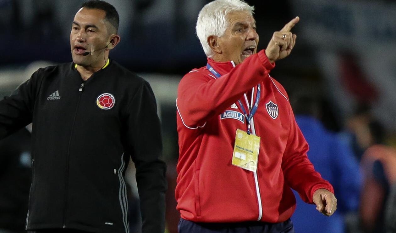 Julio Comesaña desestimó la llegada de dos futbolistas a Junior