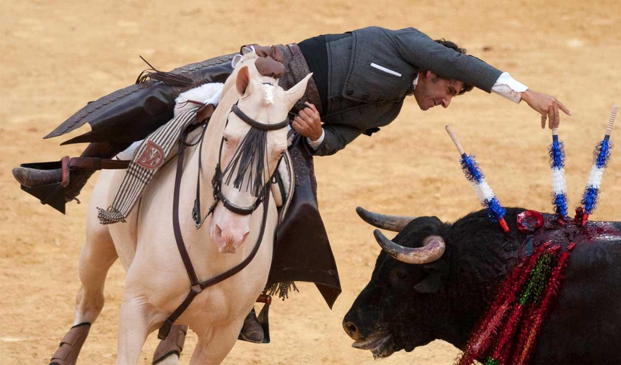 Diego Ventura hace historia en Madrid