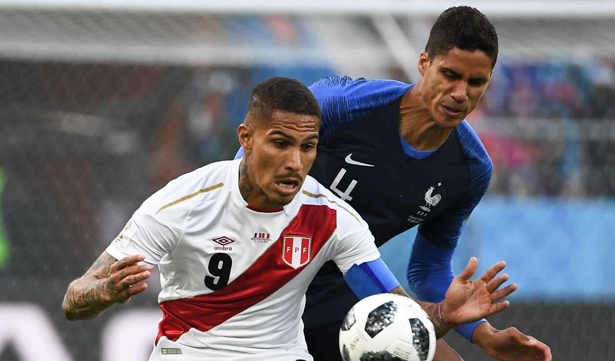 Image result for francia peru 2018