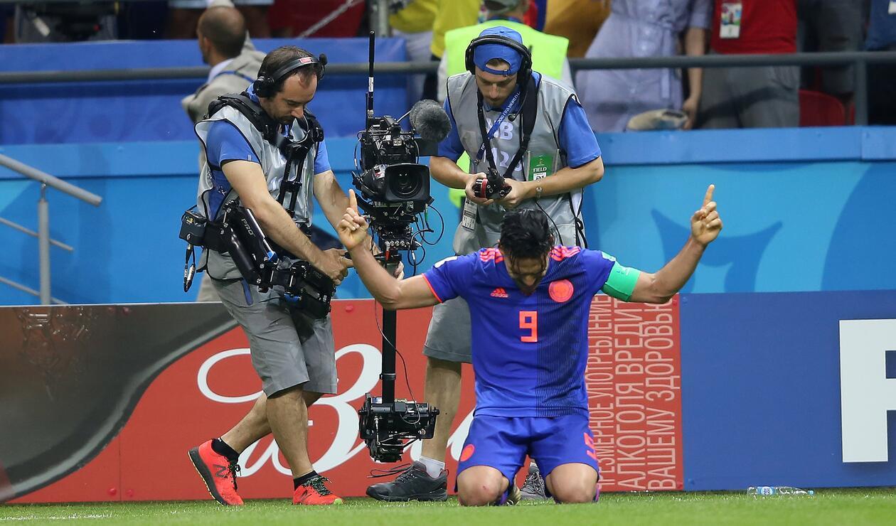 Falcao García cumplió su sueño de marcar en el Mundial