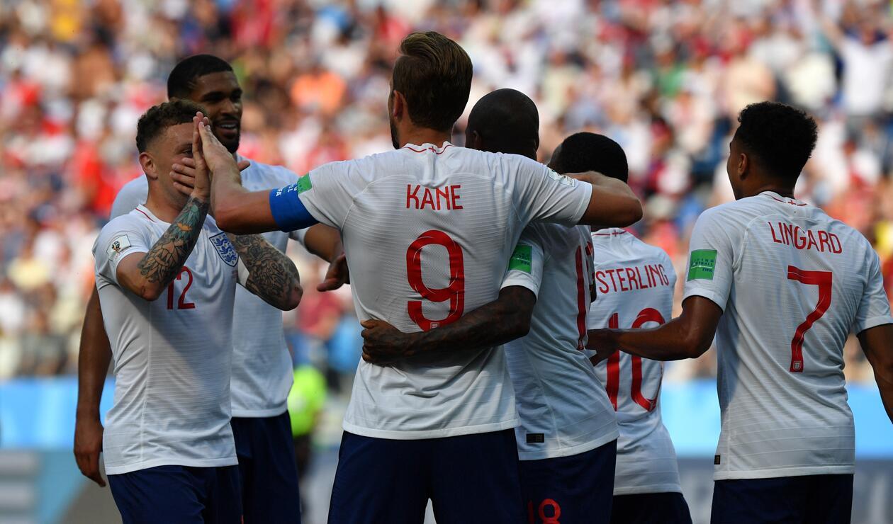 Inglaterra Panamá Rusia 2018