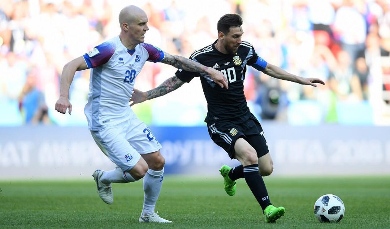 Lionel Messi desperdició penal en el Mundial