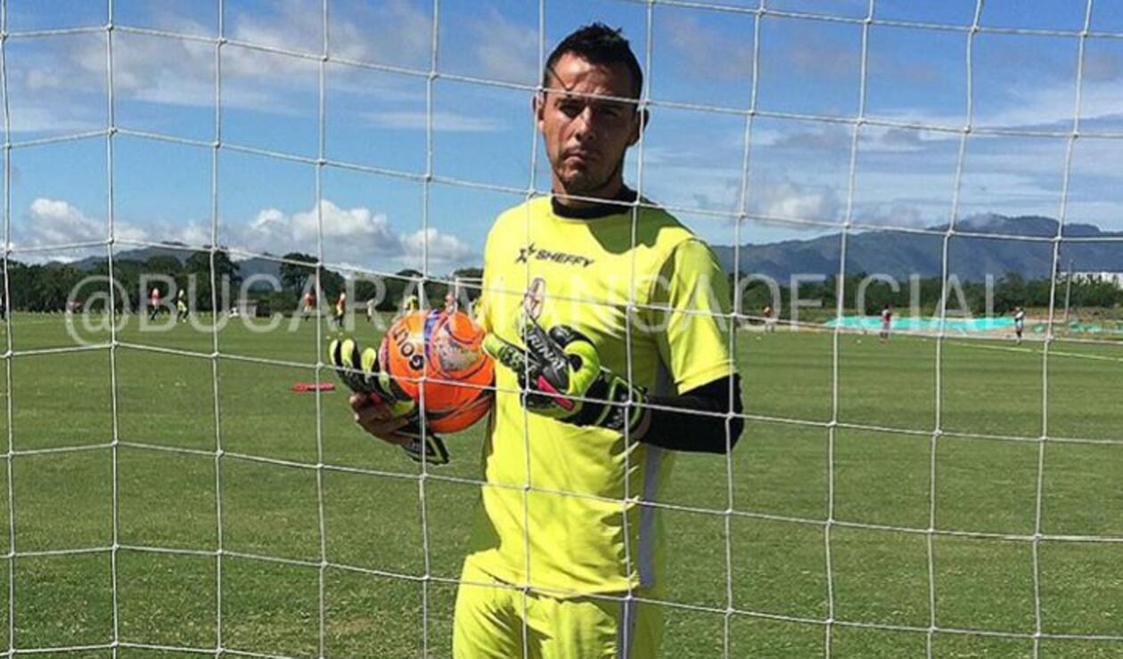 Luis Delgado Atlético Bucaramanga