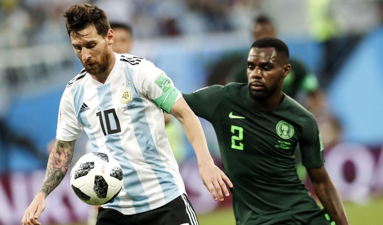 Resultado de imagen para Argentina nigeria