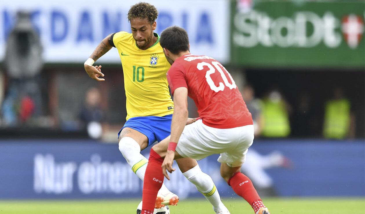 Neymar regresó en gran nivel tras su lesión