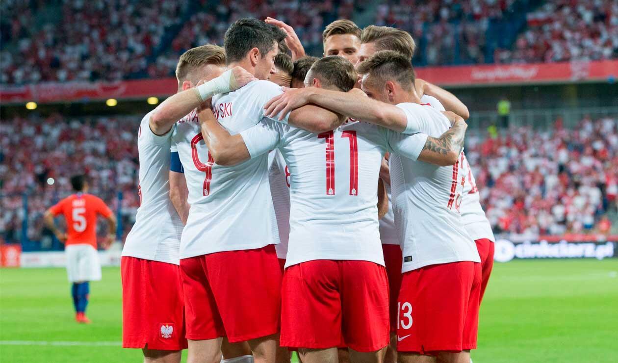 Polonia será el segundo rival de Colombia en el Mundial