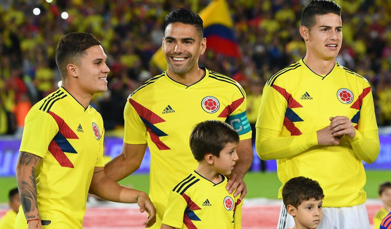 La Selección Colombia ya está camino a Rusia 2018