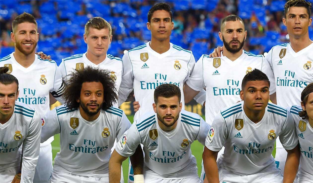 Real Madrid, equipo que anunció a Julen Lopetegui como nuevo técnico