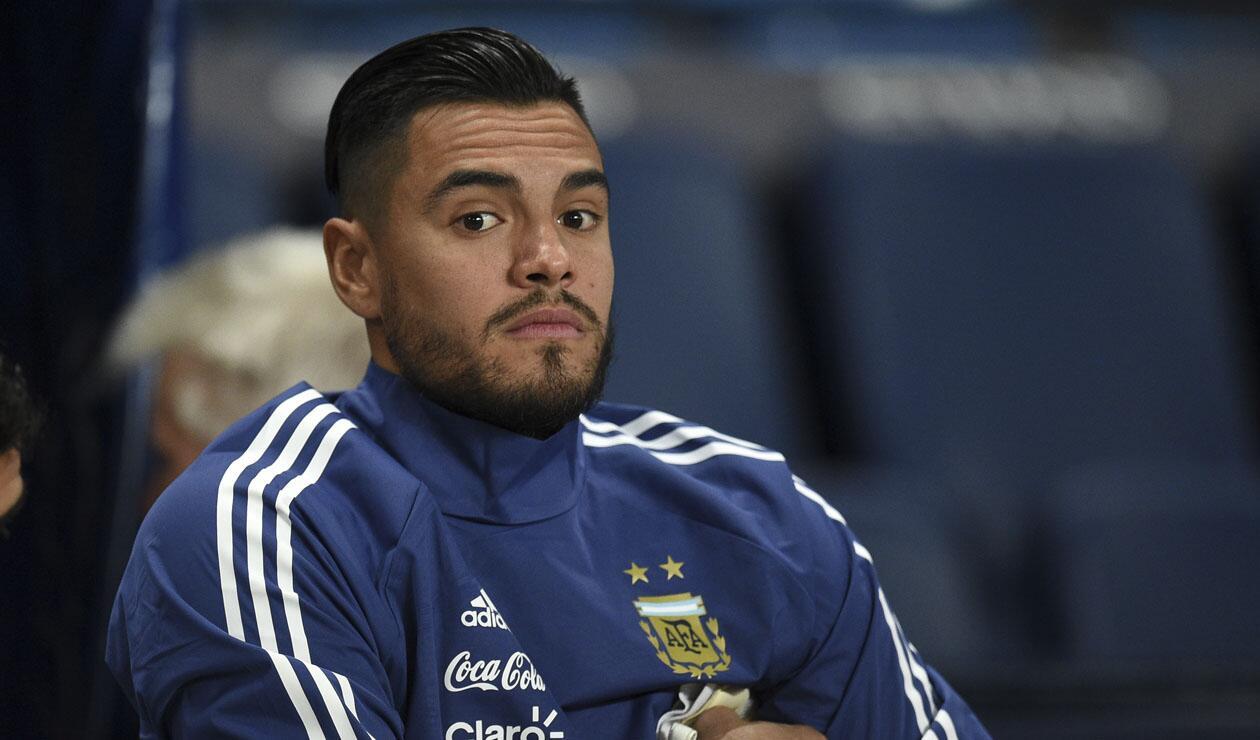 Sergio Romero no estará con Argentina en el Mundial
