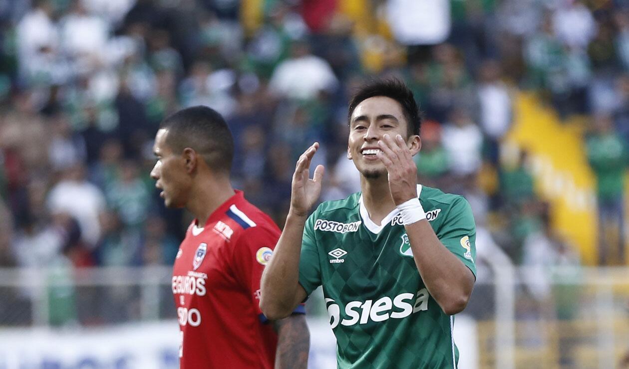 Fabián Sambueza no seguiría en el Deportivo Cali