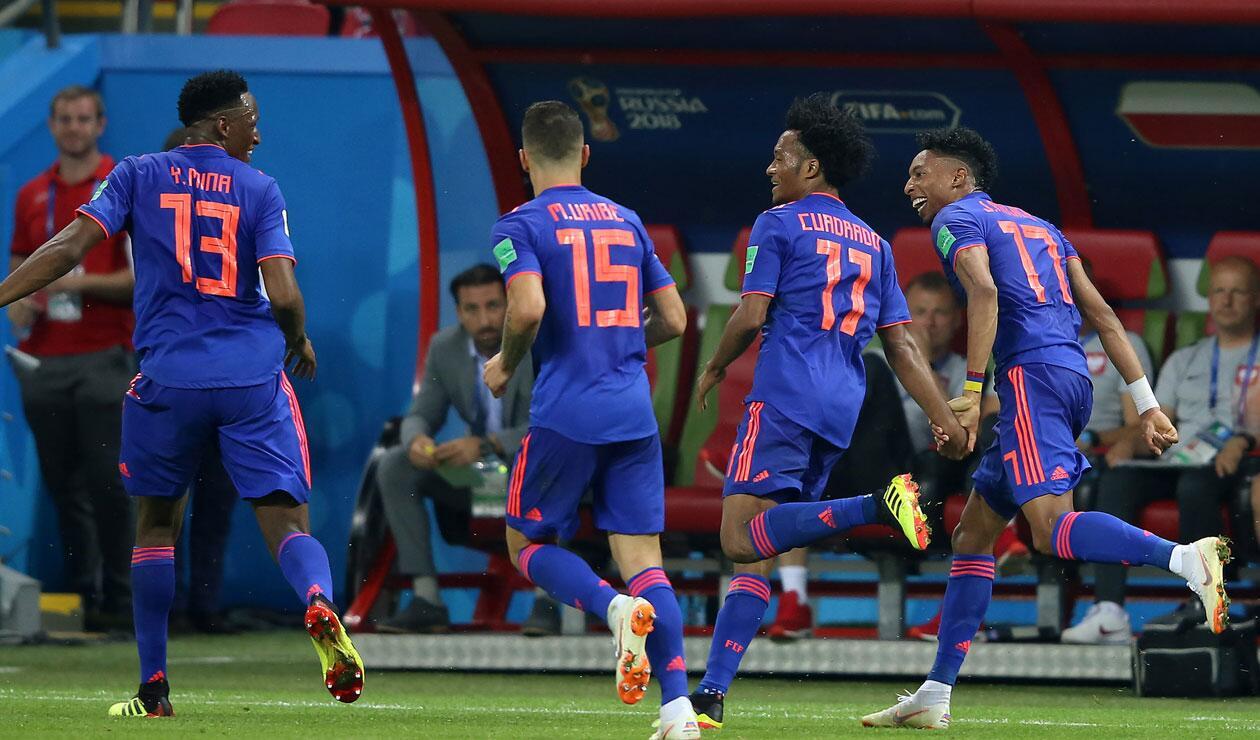 La Selección Colombia definirá la clasificación ante Senegal