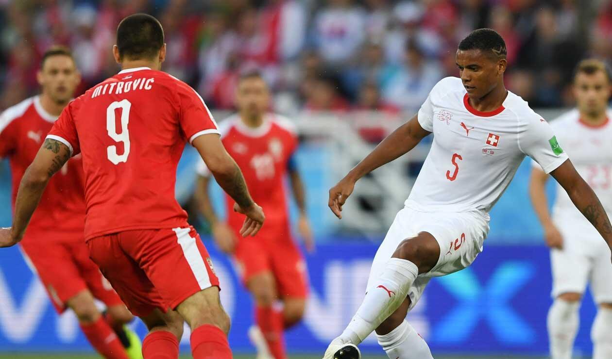 Serbia ganó su primer partido ante Costa Rica; Suiza empató frente a Brasil