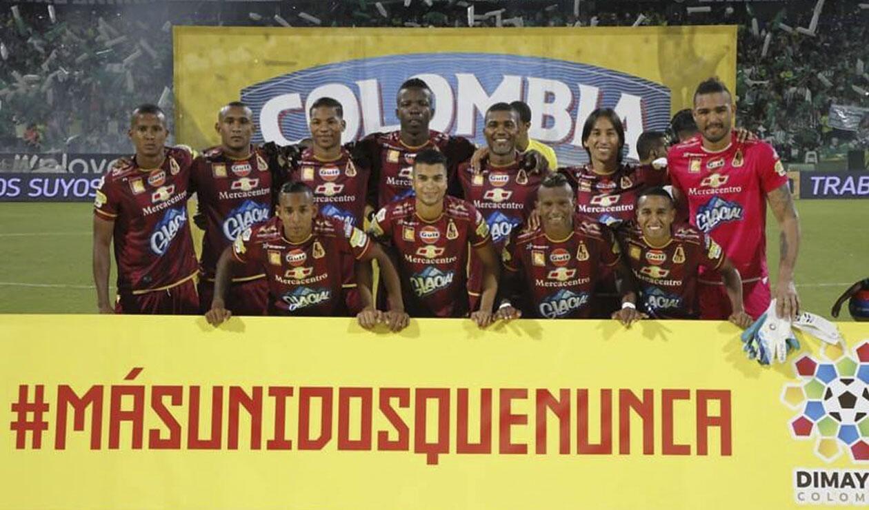 Deportes Tolima es el nuevo campeón de la Liga Águila