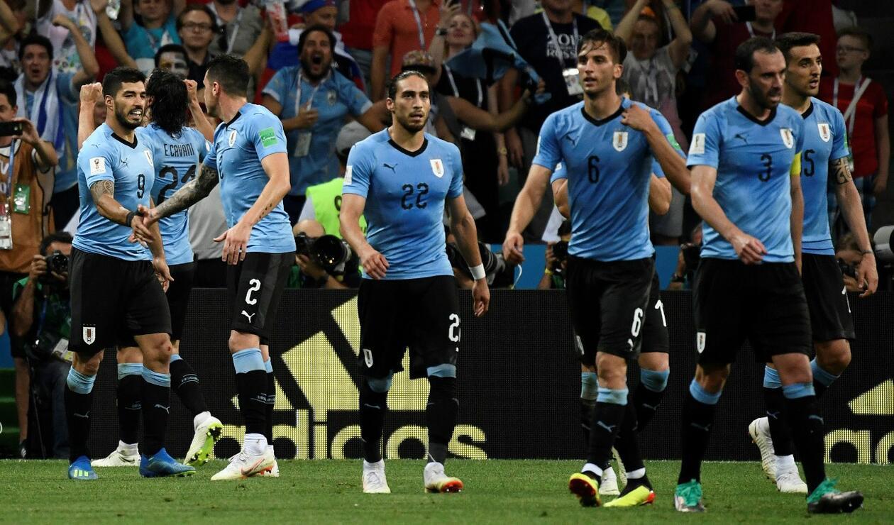 Uruguay Portugal Rusia 2018