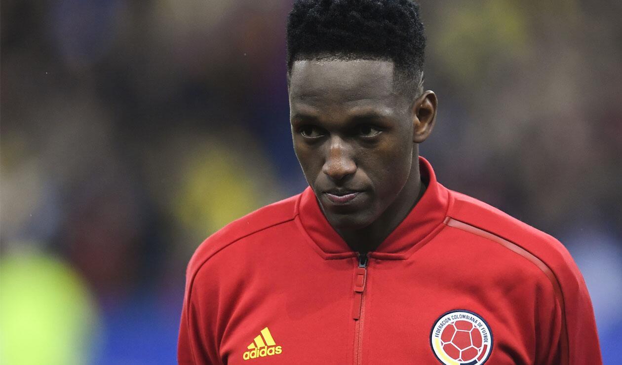 Yerry Mina disputará su primera Copa del Mundo con Colombia en Rusia 2018