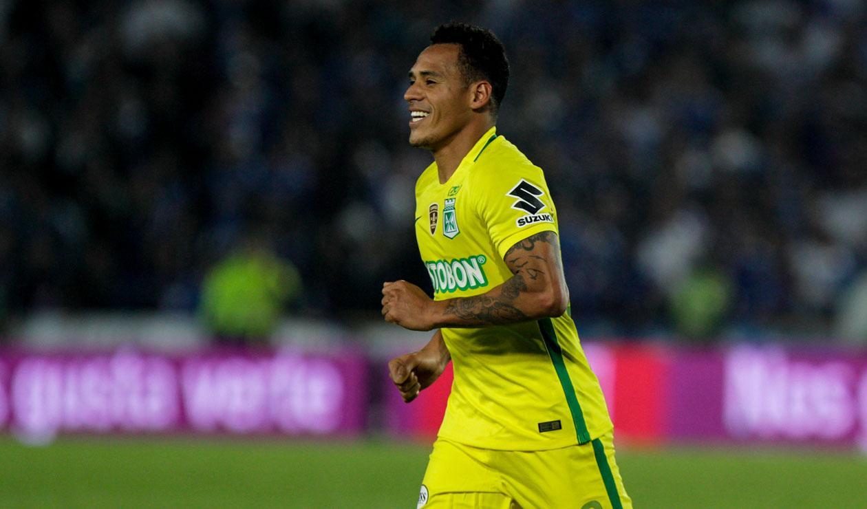 Atlético Nacional le renovó a Aldo Leao Ramírez