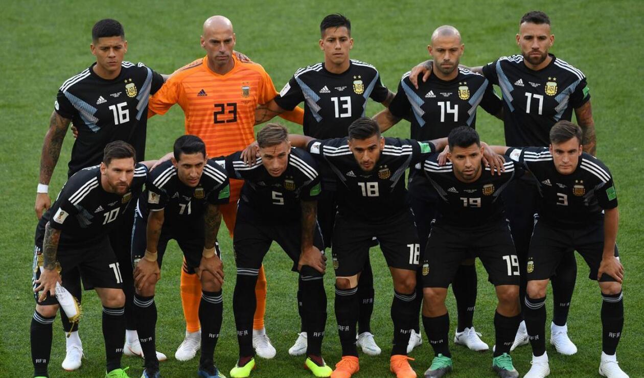 Argentina ya tendría lista la titular para el partido ante Croacia