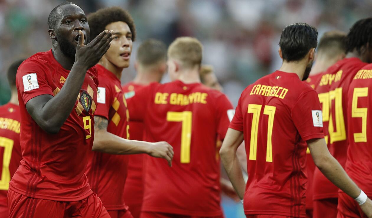 Bélgica superó con claridad a Panamá