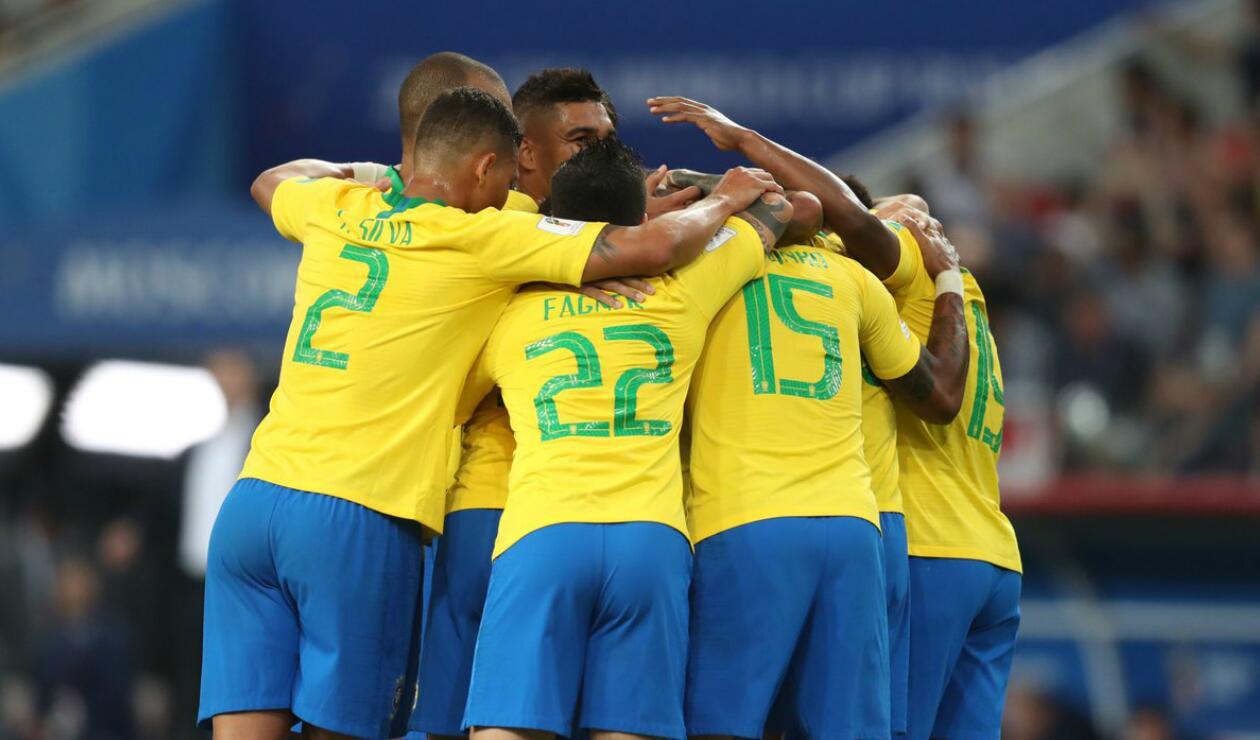 Brasil Serbia Rusia 2018