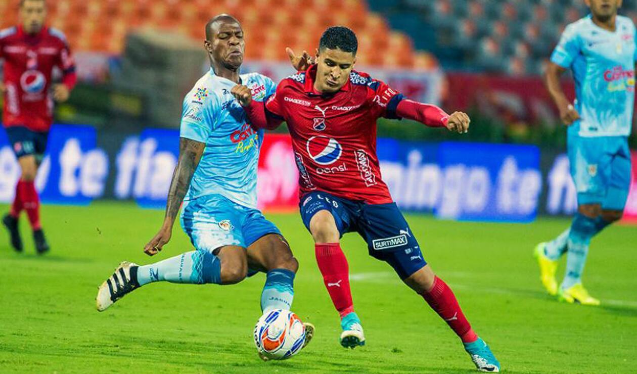 Daniel Cataño es nuevo jugador del Tolima