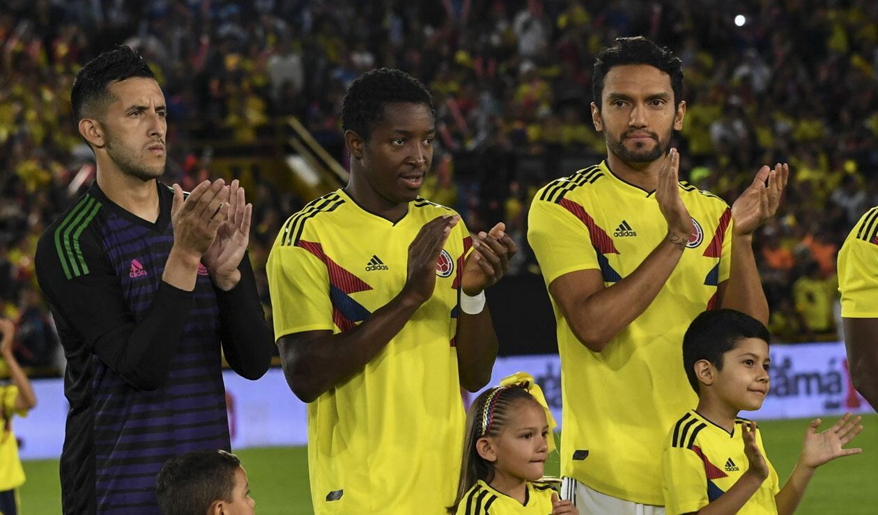 Abel Aguilar y Camilo Vargas serán representantes de la Liga Águila en Rusia con Colombia