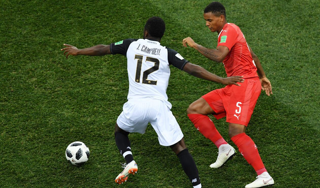 Suiza vs Costa Rica