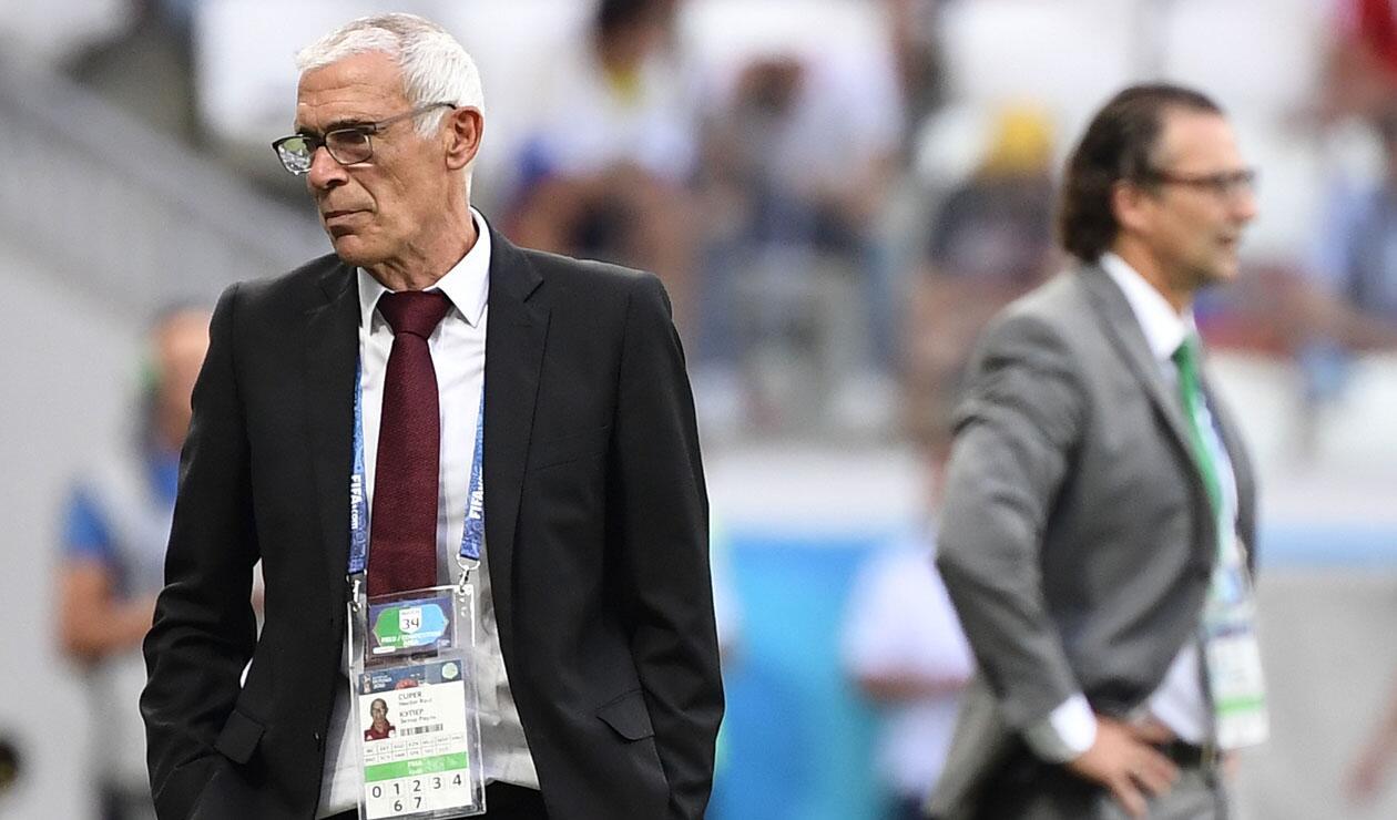 Héctor Cúper dejó de ser seleccionador de Egipto
