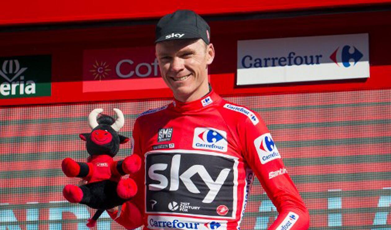 Froome se coronó campeón de La Vuelta España 2017