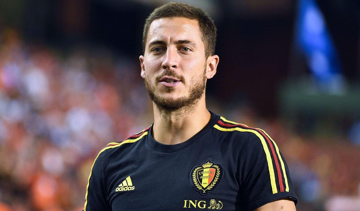 Eden Hazard, centrocampista del Chelsea FC