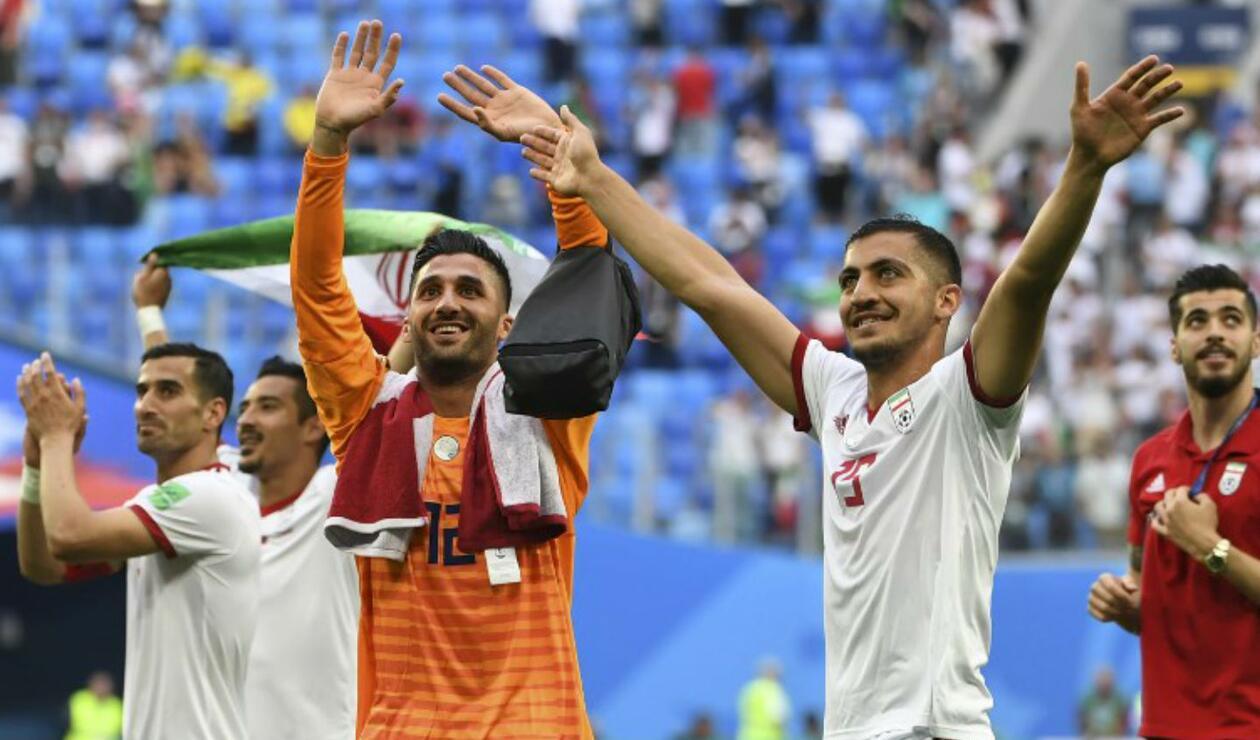 Selección de Irán