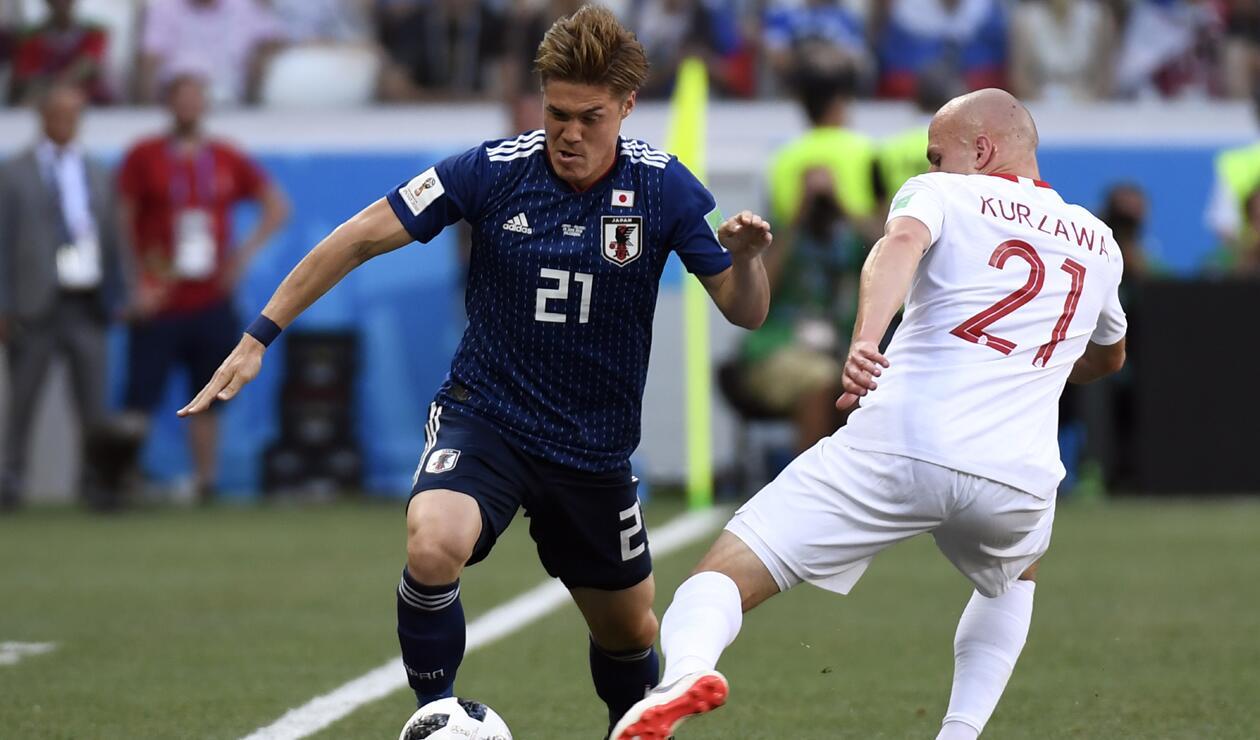 Japon vs Polonia