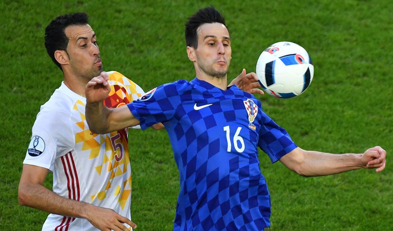 Nikola Kalinic no seguirá con Croacia en el Mundial